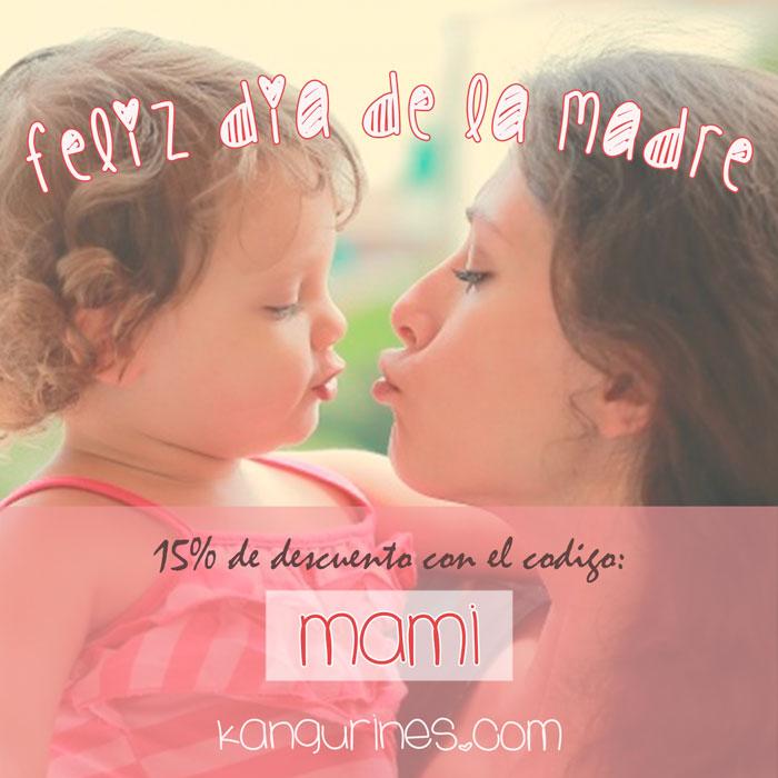 Cupón especial Día de la Madre 15% de descuento