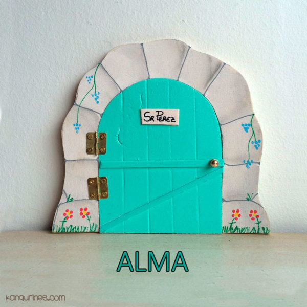 Puerta Ratoncito Pérez. Alma