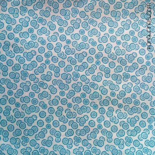Patchwork Azul