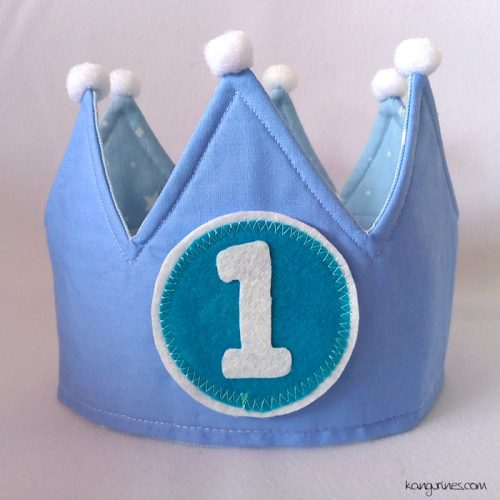 Corona Dreams azul