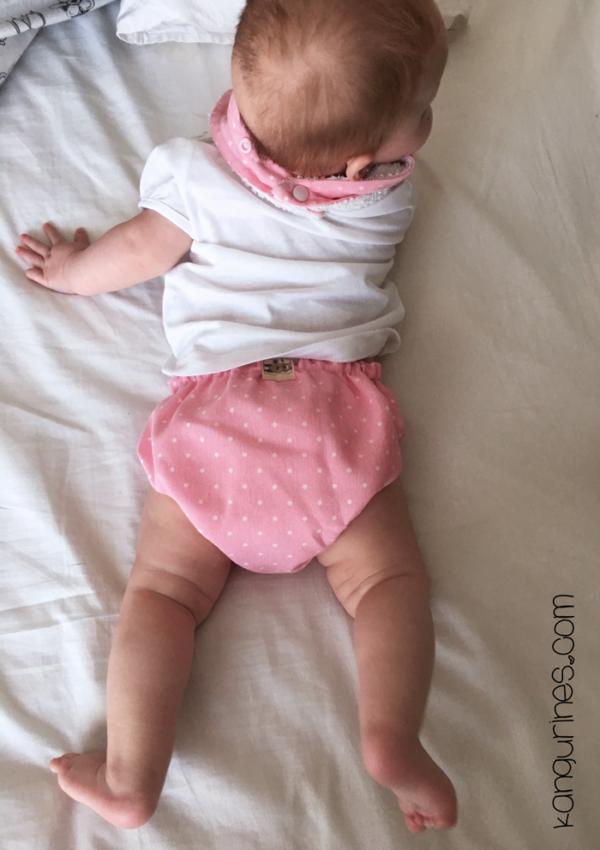 Culotte - Cubrepañal para bebés