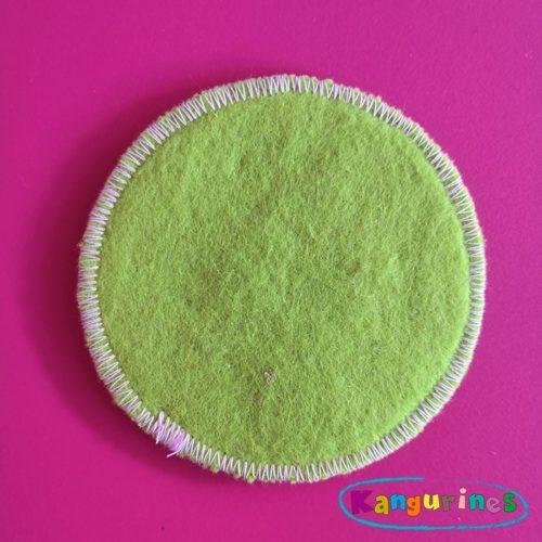 Esfera para tu corona. Verde pistacho