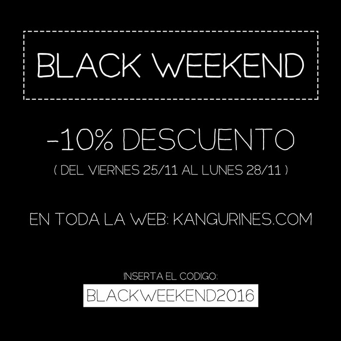 BLACKWEEKEND2016