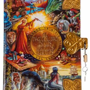 El mágico libro de los infinitos cuentos . Edición Fantasía