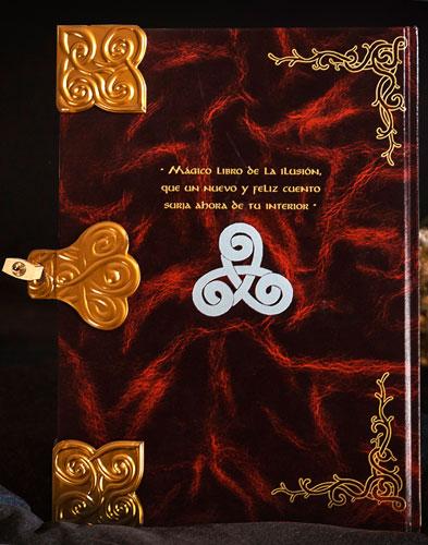 El mágico libro de los infinitos cuentos . Edición de lujo