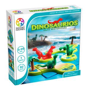 Dinosaurios. Islas misteriosas