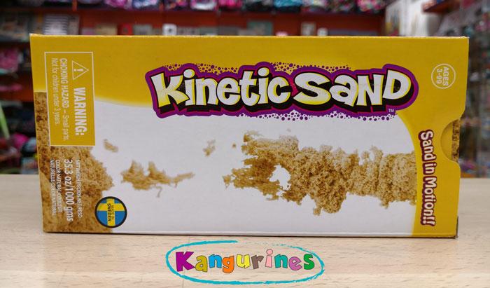 Arena mágica - Kinetic Sand
