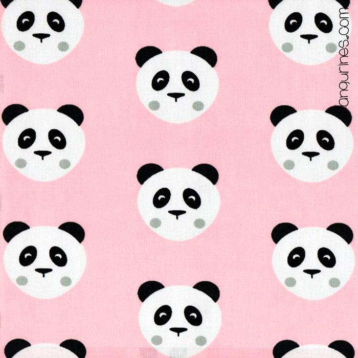 Pandas pink