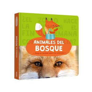 Animascopio. Animales del Bosque