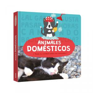 Animascopio. Animales domésticos