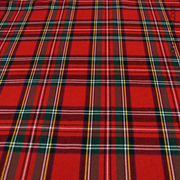Cuadro escocés clásico - 01