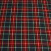 Cuadro escocés rojo verde - 02