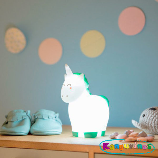 Luz mágica Unicornio - Mr Wonderful
