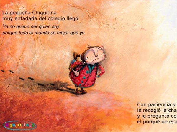 Libro Chiquitina