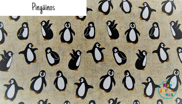Tela Pingüinos
