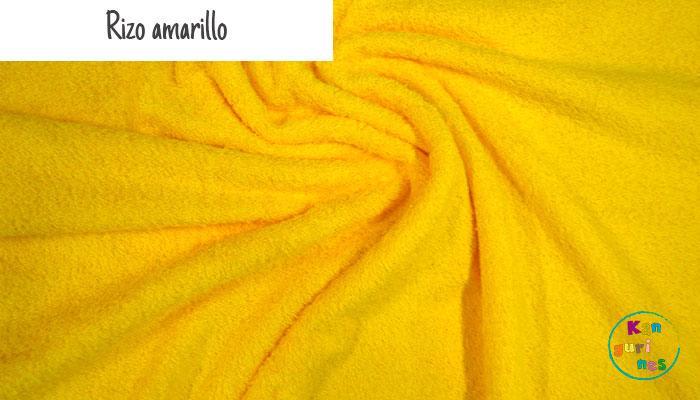 Tela Rizo amarillo