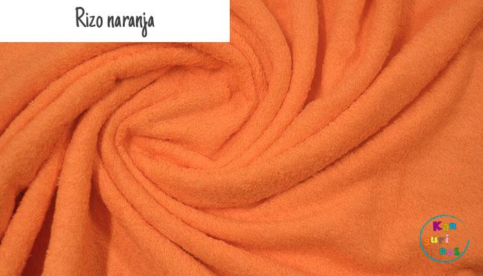 Tela Rizo naranja