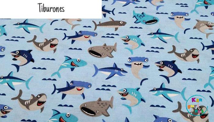 Tela Tiburones